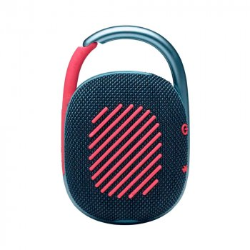 Портативна акустика JBL Clip 4 Blue/Pink (JBLCLIP4BLUP)