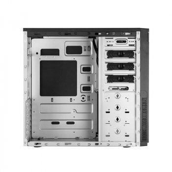 Корпус Chieftec HC-10B-OP без БЖ, 2xUSB3.0, 2xUSB2.0, Black
