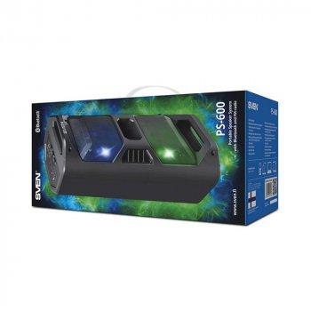Акустическая система Sven PS-600 Black (410093)