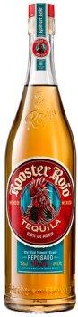 Текила Rooster Rojo Reposado 0.7 л 38% (7503023613217)