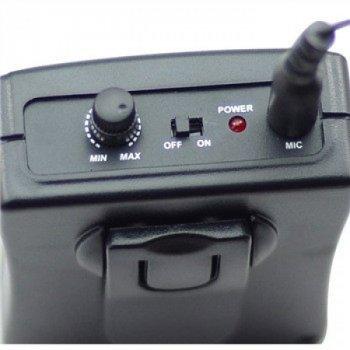 Професійна радіосистема зі станцією, радіо мікрофон TS-331B