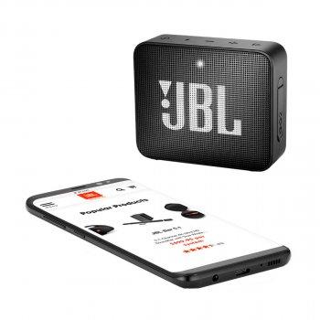 Акустика JBL GO 2 Black (JBLGO2BLK)