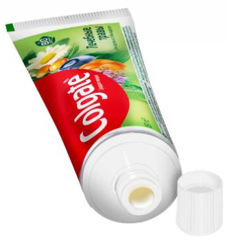 Зубная паста Colgate Лечебные травы 150 мл (7891024133743)