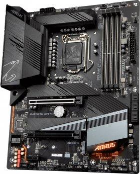 Материнська плата Gigabyte Z590 Aorus Elite AX (s1200, Intel Z590, PCI-Ex16)