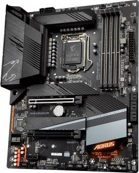 Материнська плата Gigabyte Z590 Aorus Elite (s1200, Intel Z590, PCI-Ex16)