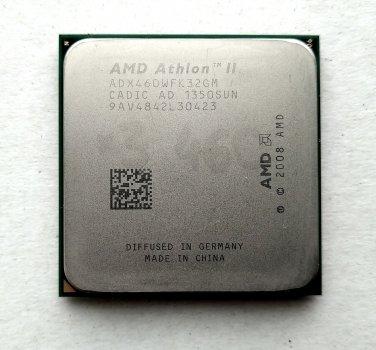 Процесор AMD Athlon II X3 460 3,4 GHz sAM3 Tray 95w (ADX460WFK32GM) Rana Б/У