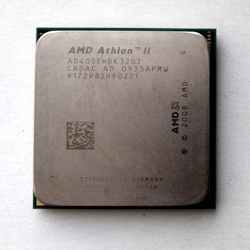 Процесор AMD Athlon II X3 405e 2,3 GHz sAM3 45w Tray (AD405EHDK32GI AD405EHDK32GM) Rana Б/У
