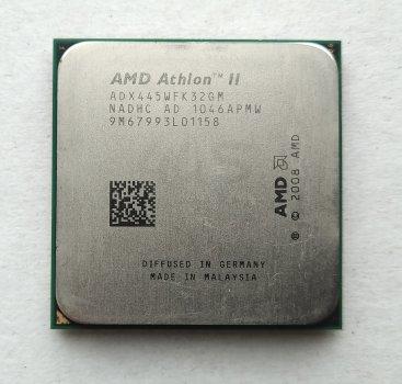 Процесор AMD Athlon II X3 445 3,1 GHz sAM3 Tray 95w (ADX445WFK32GM) Rana Б/У