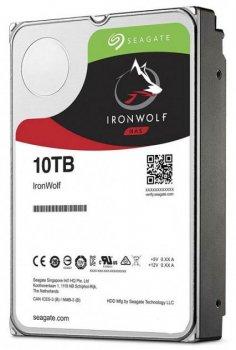 "Жорсткий диск Seagate IronWolf HDD 10TB 7200rpm 256MB ST10000VN0008 3.5"" SATA III"