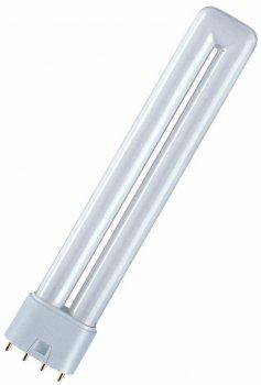 Люмінесцентна лампа OSRAM Dulux L 18W 1200Lm 3000K 2G11 (4050300010731)