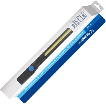 Ліхтар ручний перезаряджуваний Westinghouse 5 W COB WF60 + Micro USB кабель у комплекті Чорний (679436751642)