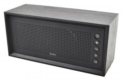 Портативная деревянная акустика OneDerplus V2 Bluetooth колонка Wireless Speaker