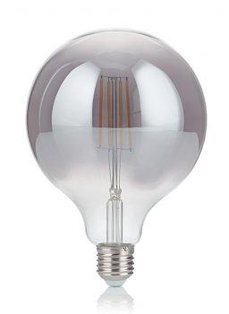 Світлодіодна лампа Ideal Lux Vintage E27 4W Globo Big Fume' 2200K (204468)
