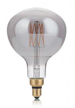 Світлодіодна лампа Ideal Lux Vintage Xl E27 4W Globo Small Fume' 2200K (204505)