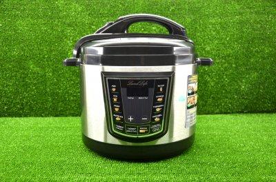 Мультиварка-скороварка Land Life YBW50-90A PRO 900W на 5L