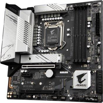 Материнська плата Gigabyte B560M Aorus Pro AX (s1200, Intel B560, PCI-Ex16)