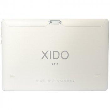 Планшет Xido x111 10,1'IPS QuadCore 1/16 Gb White