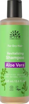 Органічний шампунь Urtekram Алое Вера для нормального волосся 250 мл (5765228838037)
