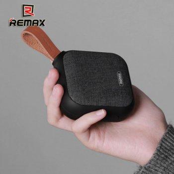 Bluetooth Колонка REMAX Bluetooth RB-M15 Black