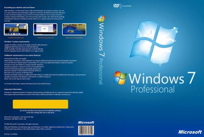Microsoft Windows 7 Pro SP1 64-bit Russian OEM (FQC-04673)
