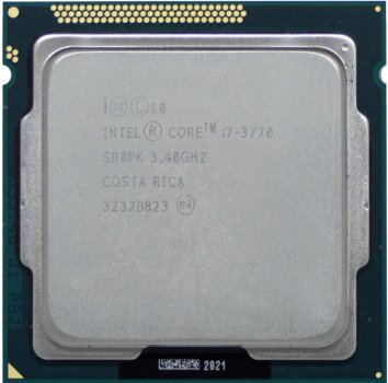 Процесор Intel Core i7-3770 3.4 GHz/8MB/5GT/s (SR0PK) s1155, tray