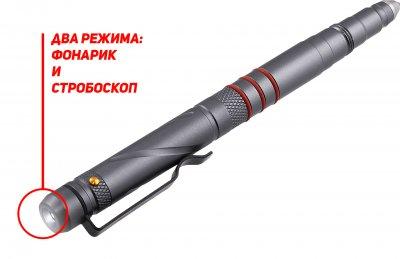Тактична ручка Grand Way зі склорізом (33078)