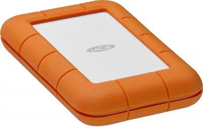 "Жорсткий диск LaCie Rugged Thunderbolt 4TB STFS4000800 2.5"" USB-C External"