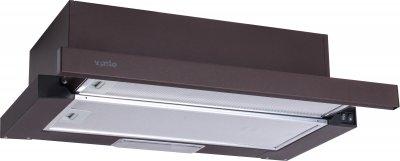 Вытяжка VENTOLUX GARDA 60 BR (700) SLIM