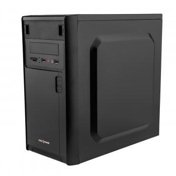 Корпус Logicpower 6103 без БП, 2хUSB2.0, Black