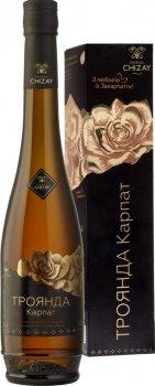 Вино Chizay Троянда Карпат біле десертне 0.5 л 16% (4820001632613)
