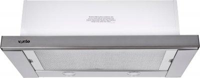 Витяжка VENTOLUX GARDA 60 INOX (800) SMD LED