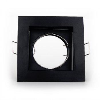 LED світильник ElectroHouse стельовий модульний чорний