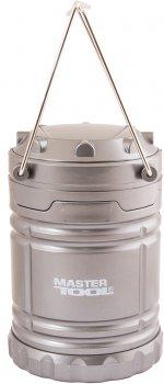 Фонарь раздвижной для кемпинга Mastertool 180 х 86 мм, COB LED, 3 x AA, ABS (94-0803)