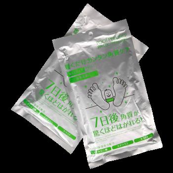 Sosu Носочки для педикюра мужские с ароматом зеленого чая 2 пары