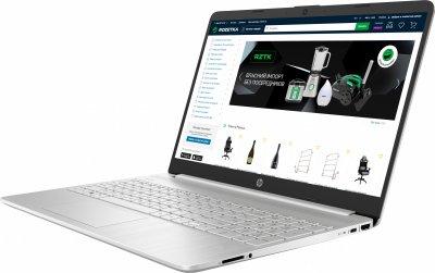 Ноутбук HP Laptop 15s-fq1094ur (22Q53EA) Silver