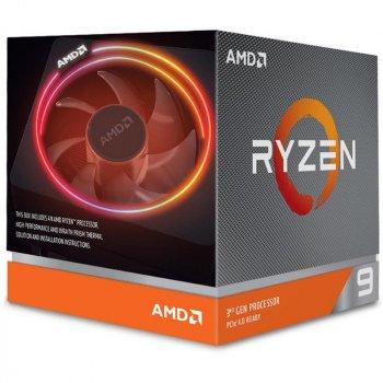 Процесор AMD Ryzen 9 3900X (3.8 GHz 64MB 105W AM4) Box (100-100000023BOX)