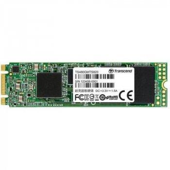 Накопичувач SSD M.2 2280 480GB Transcend (TS480GMTS820S)