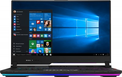 Ноутбук Asus ROG Strix SCAR 15 G533QR-HF044T (90NR05K1-M00670) Black