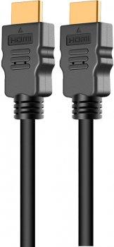 Кабель Grand-X HDMI to HDMI 4K 1.5 м 100% мідь (HDP-4K)