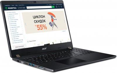 Ноутбук Acer TravelMate P2 TMP215-52-772Y (NX.VLLEU.00Q) Shale Black