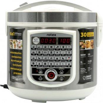 Мультиварка ROTEX Excellence RMC505-W