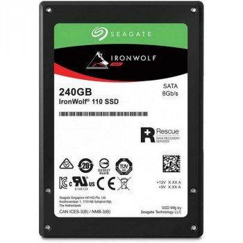 "SSD 240GB Seagate IronWolf 110 2.5"" SATAIII 3D TLC (ZA240NM10011)"