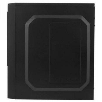 Корпус Logicpower 2008-400W 8см, 2xUSB2.0, 1xUSB3.0, Black