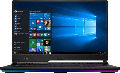 Ноутбук Asus ROG Strix SCAR 17 G733QS-HG203R (90NR0591-M04250) Black