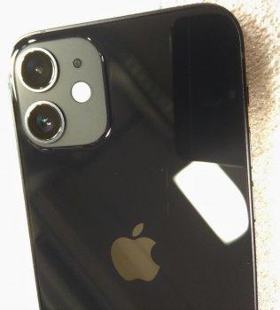 Мобильный телефон Apple iPhone 12 mini 128GB Black (353019116086037) - Уценка