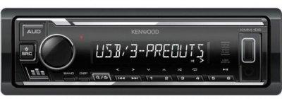 Автомагнитола Kenwood KMM-106