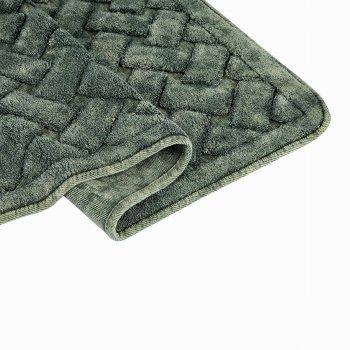 Набір килимків Arya Hasir 2 предмета зелені AR-TR1006872-green
