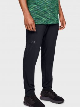 Спортивні штани Under Armour Vanish Woven Pant-Blk 1328698-001 Чорні