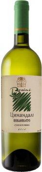 Вино Besini Цинандали белое сухое 0.75 л 13% (4860113010015)