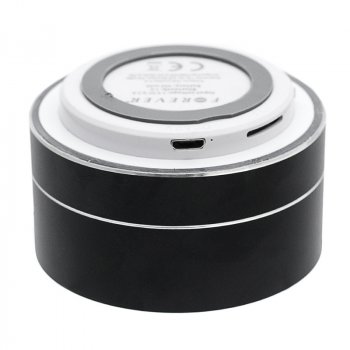Портативна колонка Forever bluetooth speaker PBS-100 (black) GSM022443